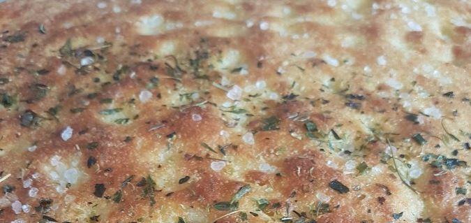 The Best Keto Bread – Fauxcaccia (focaccia)