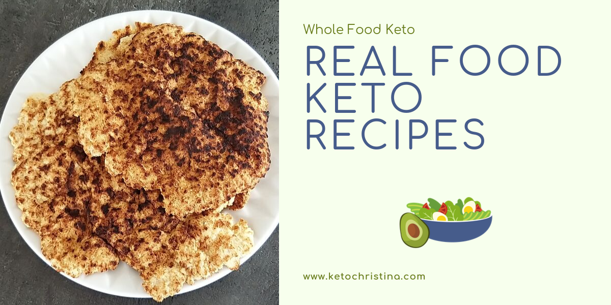 Keto Wraps – Keto Christina
